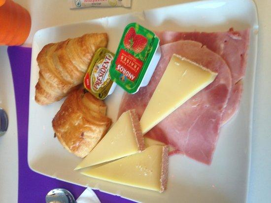 Ibis Styles Lille Centre Gare Beffroi : Breakfast
