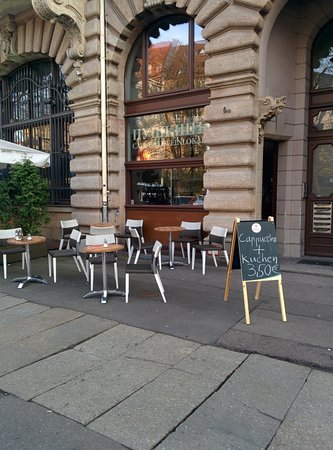 Puschkin Café und Weinlokal