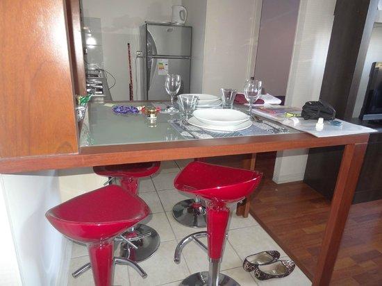 Santiago Apartamentos Centro: Apart Hotel
