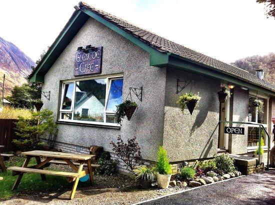 Glencoe Cafe: The Cafe