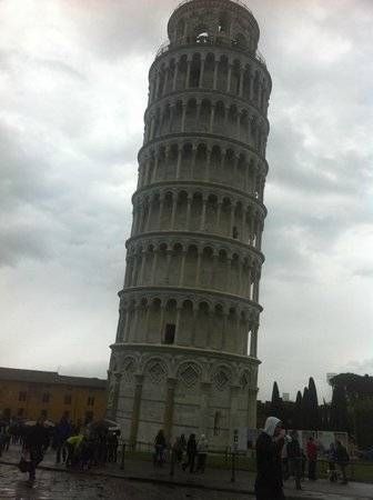 La tour de Pise (Campanile) : Leaning tower of Piza,,, awesome..