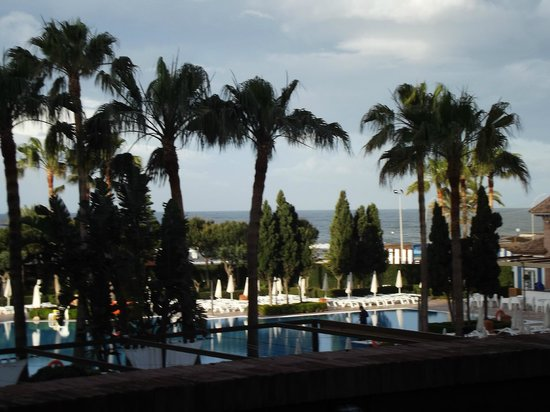 Iberostar Malaga Playa: vue depuis la chambre