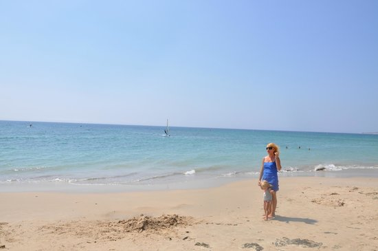 Los Lances Beach: пляж в Тарифе