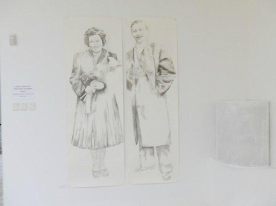 Holocaust Memorial Center: Выставка Michal Gavish