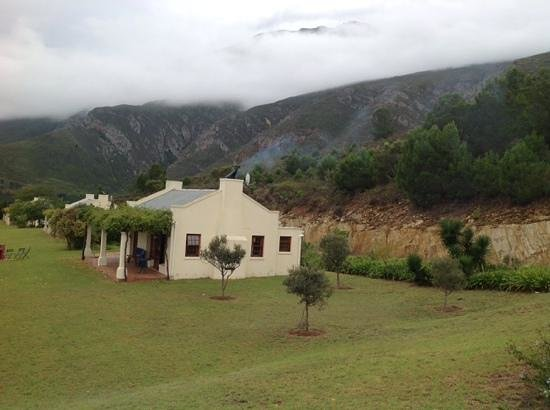 Bushmanspad Estate : Pretty setting in the Langeberg mountains