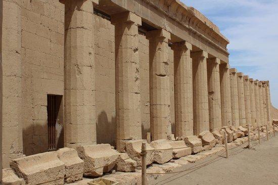 Tal der Könige: Hatschiput Temple