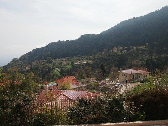 Ilaeira Mountain Resort: one of the views