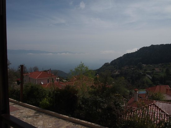 Ilaeira Mountain Resort: the view from all the appartments