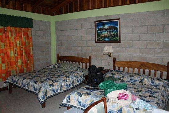 Hotel Rio Tempisque : Habitación número 7