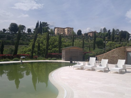 Etruria Resort & Natural Spa: piscina depandance