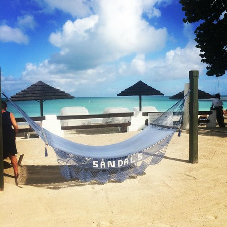 Sandals Grande Antigua Resort & Spa : Comfy