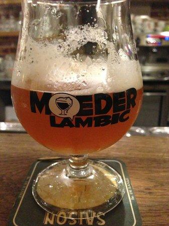 Moeder Lambic Original: choix de bières incroyable !