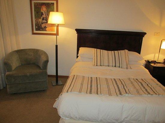 Radisson Hotel Colonia del Sacramento: Comfortable.