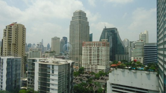 Rembrandt Hotel Bangkok: Beautiful Views