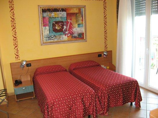 Hotel Villa Rosa : Room on the third flour