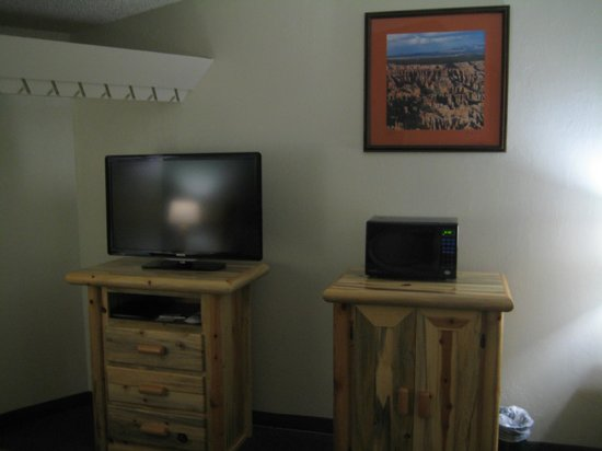 BEST WESTERN East Zion Thunderbird Lodge: King Room.