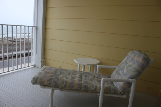 Darlings By The Sea: Private Balcony