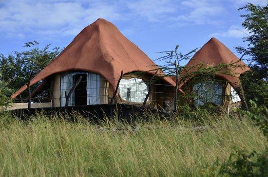 Amani Mara Camp: Our Lodge...