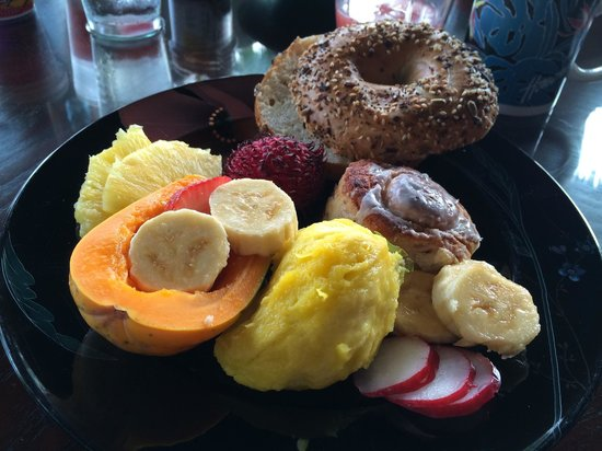 Hale Lamalama Ka'ili: Another wonderful breakfast