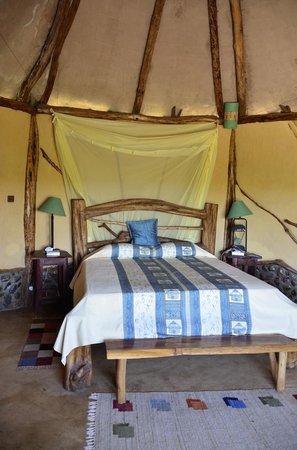 Amani Mara Camp: Ready for rest?