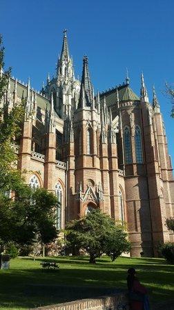 Kathedrale von La Plata: Lateral de la Iglesia