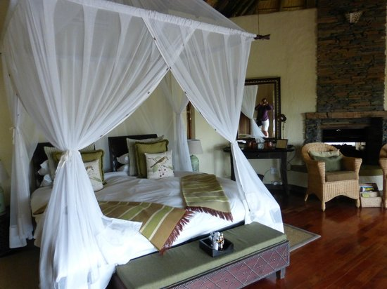 Tuningi Safari Lodge: Parents room