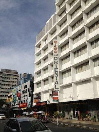Oriental Hotel: ホテル外観