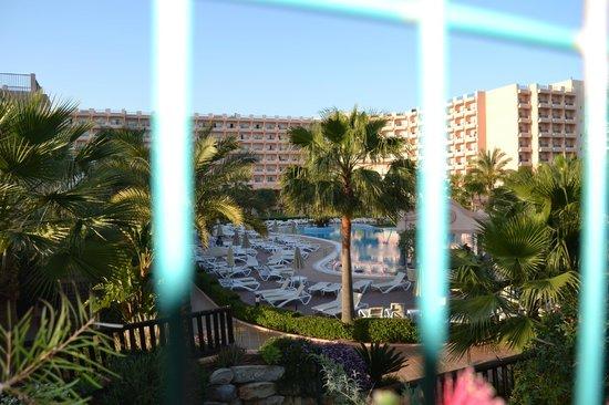 ClubHotel Riu Guarana : Hotel y piscinas