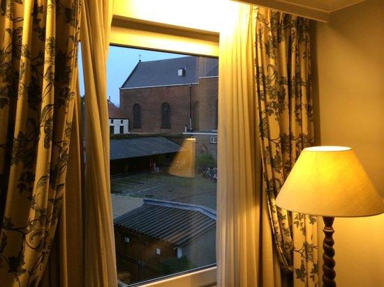 NH Brugge: Уютный вид