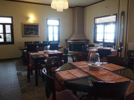 Ilaeira Mountain Resort: breakfast room