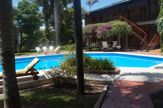 Hosteria-Spa Posada del Sol: grounds