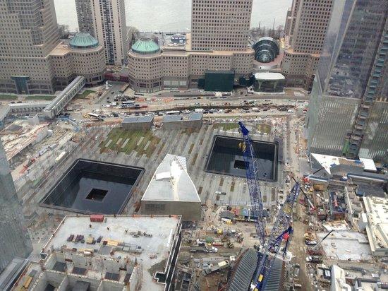 Millennium Hilton New York Downtown: 911 Memorial