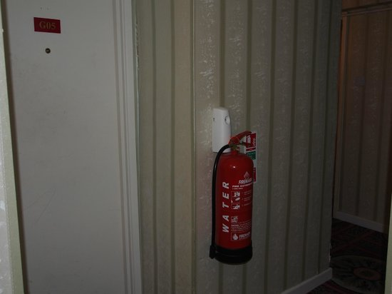 Redcar Hotel: Keeping the moldy smell down with auto fresheners
