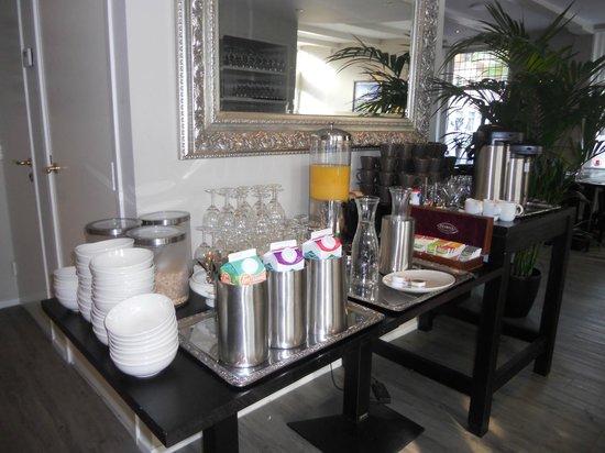 Hotel Abcoude: La prima colazione