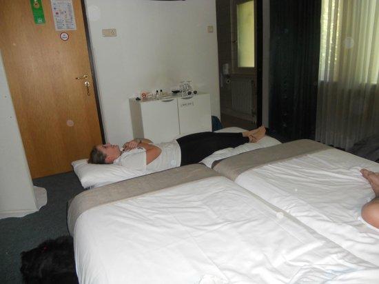 Hotel Abcoude: Il terzo letto...
