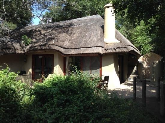 Jock Safari Lodge : our lodge