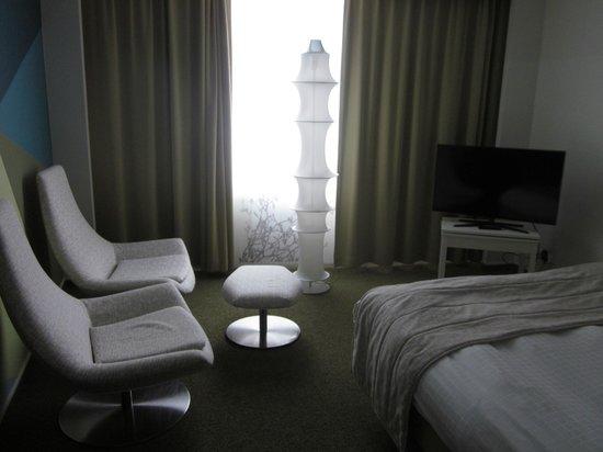 Hotel BLOOM! : 4ème étage, très belle vue