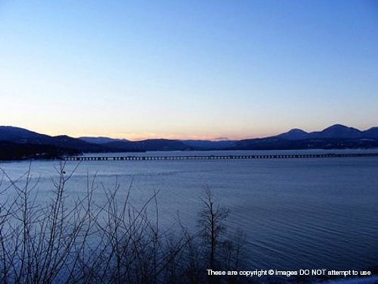 The Lodge at Sandpoint: View