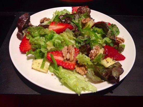 La Dolce Vita: Ensalada buenísima y súper sana de �� y ��...!
