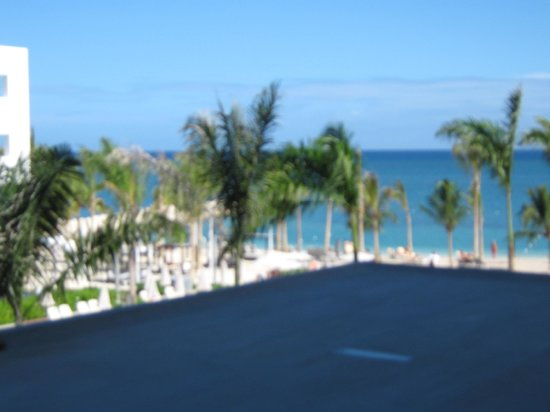 Hotel Riu Palace Jamaica: View from the Room