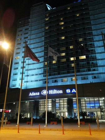 Adana Hilton SA: Hilton