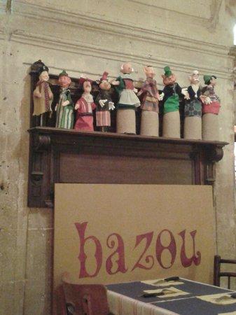 Bazou : Spectacle