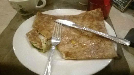 La Ribote : the main dish of my menu!:)