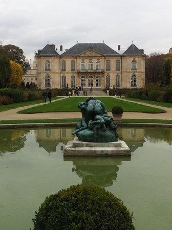 Musée Rodin : Grounds
