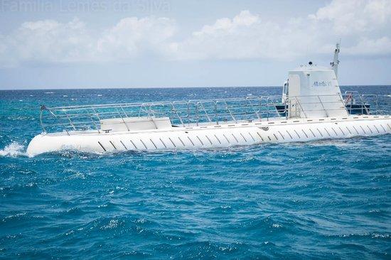 De Palm Tours: Atlantis Submarines Expedition: Encontro com o submarino antes do embarque