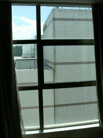 The Klagan Hotel: City View