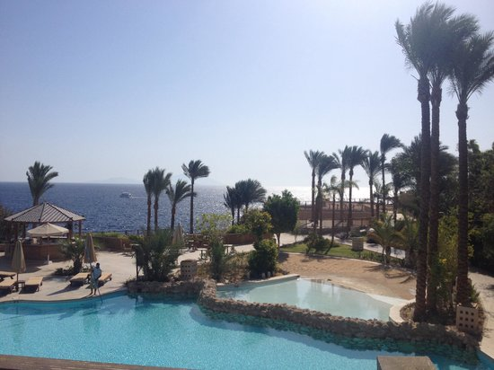 The Grand Hotel Sharm El Sheikh : Another from the balcony