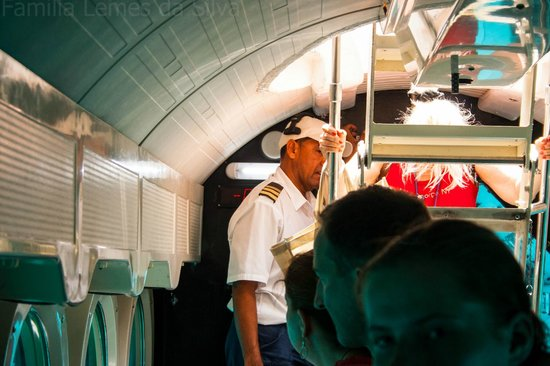 De Palm Tours: Atlantis Submarines Expedition: Interior do Atlantis
