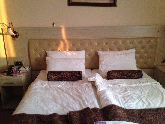 Belgrade City Hotel : Room pic 3