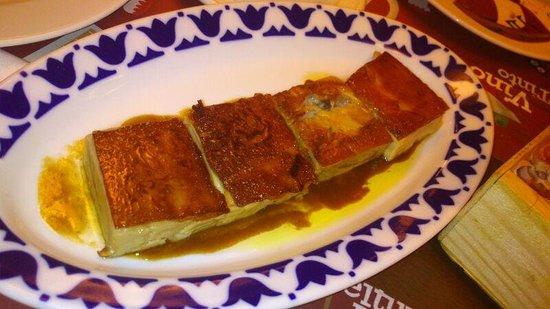 Casa de Tapas Cañota: maiale in crosta